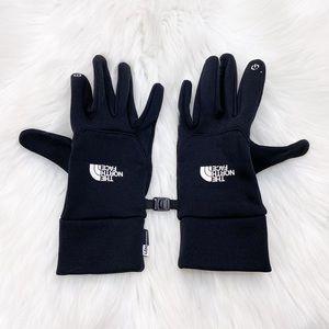The North Face Black Gloves Medium